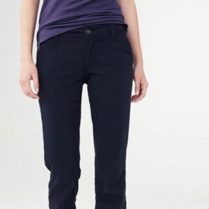 Aeropostale Blue twill pants - size 0